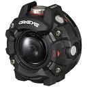 【送料無料】 カシオ 防水コンパクトデジタルカメラ G'z EYE GZE-1BK[GZE1BK]