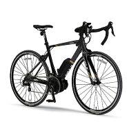 【送料無料】 ヤマハ 700×25C型 電動アシストロードバイク YPJ-R(ソリッドブラック×ダークグレー/22段変速) 【Mサイズ/2018年モデル】【組立商品につき返品不可】 【代金引換配送不可】の画像