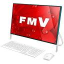 【送料無料】 富士通 23.8型デスクトップPC[Office付き・Win10 Home・Core i3・HDD 1