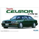フジミ模型 1/24 インチアップシリーズ No.4 セルシオCタイプ'89