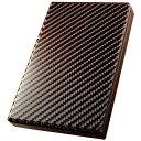 I-O DATA アイ・オー・データ HDPT-UT500BR 外付けHDD HDPT-UTシリーズ ブリックブラウン [ポータブル型 /500GB][HDPTUT500BR]