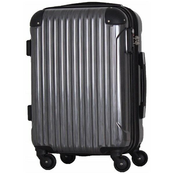 【送料無料】 シフレ TSAロック搭載スーツケース B5851T-M-HBK ヘアラインブラック[B5851TMヘアラインブラック]