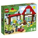 レゴジャパン LEGO 10869 デュプロ たのしいぼくじょう...