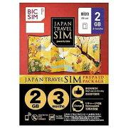 IIJ マイクロSIM 「BIC SIMジャパントラベルパッケージ」 IMB226【point10】
