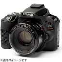 ジャパンホビーツール Japan Hobby Tool イージーカバー Canon EOS Kiss X9 用(ブラック) 液晶保護シール付属