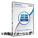パラゴンソフトウェア 〔Mac版〕 Paragon NTFS for Mac 15+HFS+ for Windows (シングルライセンス) [Mac用][NHF01]
