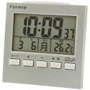 保土ヶ谷電子販売 HT-004 目覚まし時計 Formia(フォルミア)