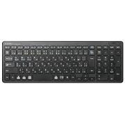 エレコム Bluetoothコンパクトキーボード/パンタグラフ式/ブラック