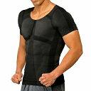 ショッピング加圧シャツ イッティ ITTY 加圧シャツ パンプマッスルビルダーTシャツ(Lサイズ/ブラック)ヒロミプロデュース KTSBKL