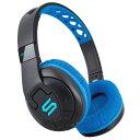 【送料無料】 SOUL ブルートゥースヘッドホン X-TRA Blue ブルー [Bluetooth]