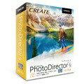 【送料無料】 サイバーリンク 〔Win・Mac版〕 PhotoDirector 9 Ultra 通常版 [Win・Mac用]