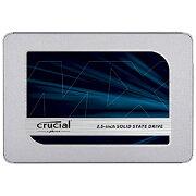 【送料無料】 CRUCIAL CT500MX500SSD1 内蔵SSD MX500 シリーズ [2.5インチ]