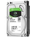 【送料無料】 SEAGATE(シーゲート) 内蔵HDD 6TB バルク品[3.5インチ SATA] BarraCudaハードディスク ドライブ ST6000DM003