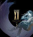 ソニーミュージックマーケティング (ゲーム ミュージック)/FINAL FANTASY XV Original Soundtrack Volume 2【CD】