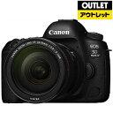 【送料無料】 キヤノン CANON 【アウトレット品】EOS 5D Mark IV(WG)【EF24-70 F2.8L II USM レンズキット】(FIVEオリジナルストラップ付き限定セット)/デジタル一眼レフカメラ[EOS5DMK42470L2LK]