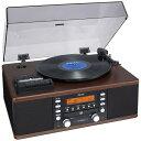 TEAC ティアック レコードプレーヤー LP-R520-WA ウォールナット[LPR520WA]