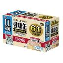 アイシア AIXIA 健康缶6P 11歳からのしっとりムース まぐろ 40g×6缶