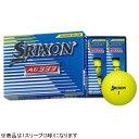 ダンロップ DUNLOP 【スリーブ単位販売になります】ゴルフボール スリクソン AD333《1スリ...
