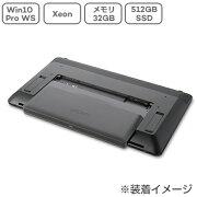 WACOM ワコム DPM-W1000H/K1-C Windowsタブレット Cintiq Pro Engine Xeon ブラック [intel Xeon /SSD:512GB /メモリ:32GB /2018年03月モデル]