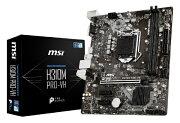 【送料無料】 MSI マザーボード MSI H310M PRO-VH [MicroATX]