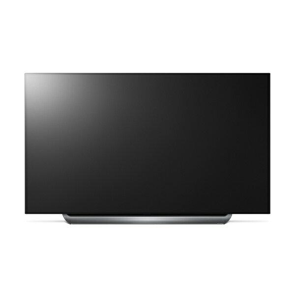 【送料無料】 LG OLED77C8PJA 有機ELテレビ OLED TV(オーレッド・テレビ) [77V型 /4K対応]