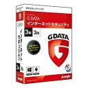 ジャングル 〔Win版〕 G DATA インターネットセキュリティ 3年3台 Windows用