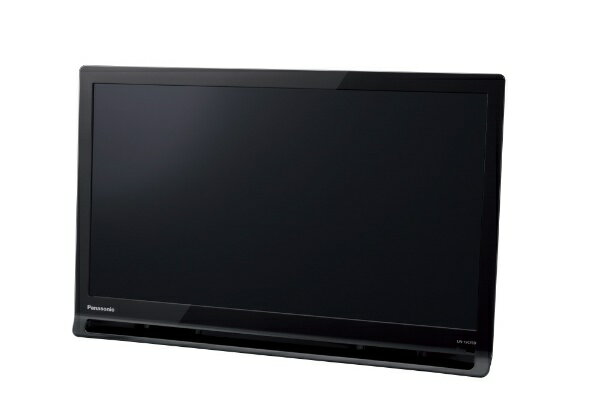 パナソニック Panasonic UN-19CF8 ポータブルテレビ プライベート・ビエラ VIERA ブラック [19V型][UN19CF8K]