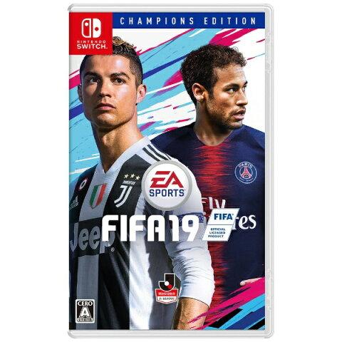 【2018年09月25日発売】 【送料無料】 EA(エレクトロニックアーツスクウェア) FIFA 19 CHAMPIONS EDITION【Switch】