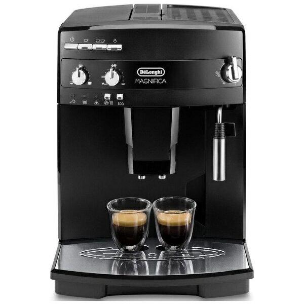 デロンギ Delonghi ESAM03110 コーヒーメーカー MAGNIFICA(マグニフィカ) ブラック [全自動 /ミル付き][ESAM03110B]
