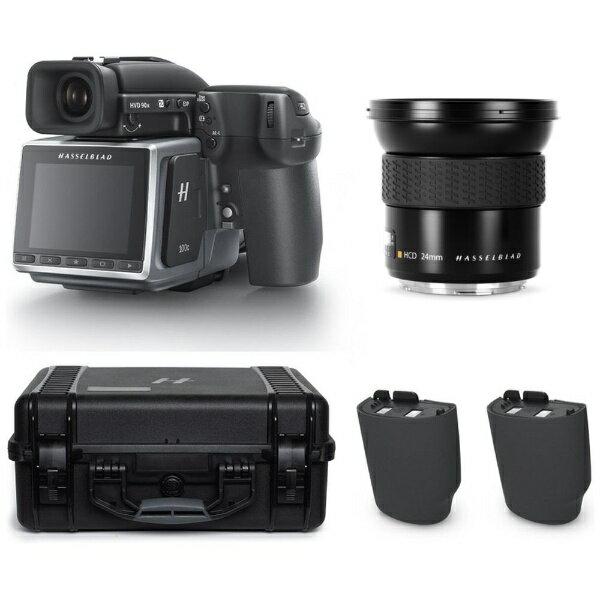 【送料無料】 ハッセルブラッド H6D スタートアップキット(H6D-100c) HCD 4.8/24mm HJ3015029