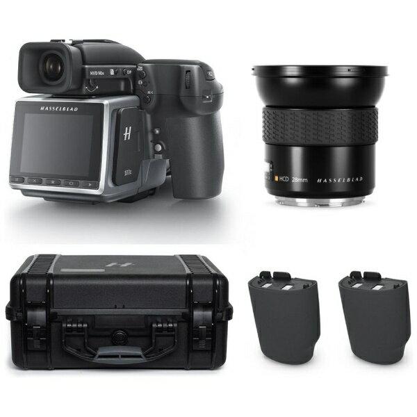 【送料無料】 ハッセルブラッド H6D スタートアップキット(H6D-100c) HCD 4/28mm HJ3015030
