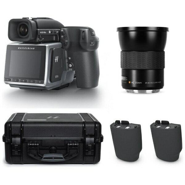 【送料無料】 ハッセルブラッド H6D スタートアップキット(H6D-100c) HC 3.5/35mm HJ3015031