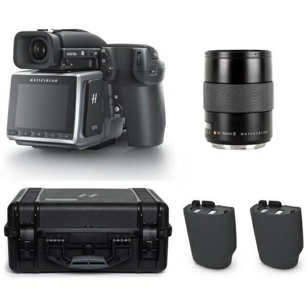 【送料無料】 ハッセルブラッド H6D スタートアップキット(H6D-100c) HC 3.5/50mm-II HJ3015032
