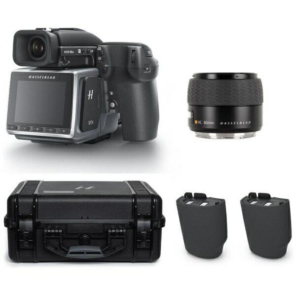 【送料無料】 ハッセルブラッド H6D スタートアップキット(H6D-100c) HC 2.8/80mm HJ3015033