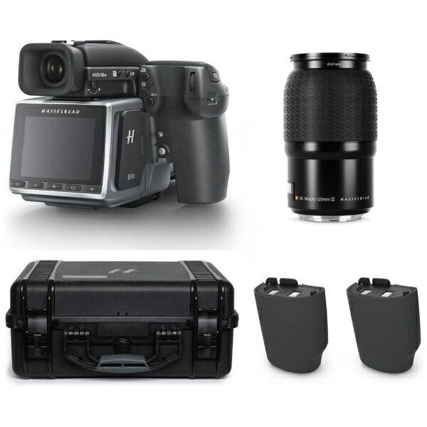 【送料無料】 ハッセルブラッド H6D スタートアップキット(H6D-100c) HC Macro 4/120mm-II HJ3015035