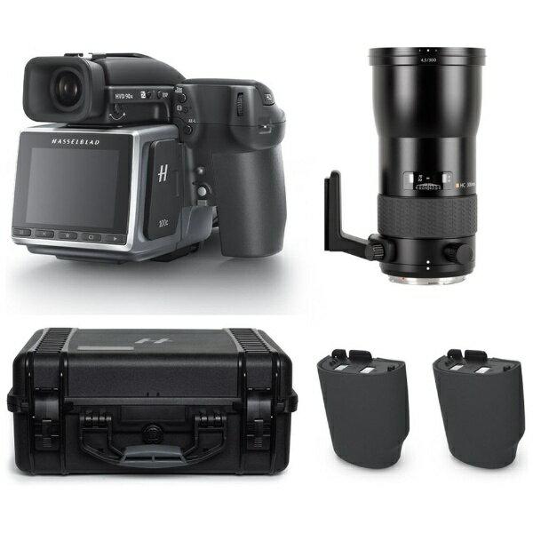 【送料無料】 ハッセルブラッド H6D スタートアップキット(H6D-100c) HC 4.5/300mm HJ3015038
