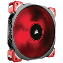CORSAIR コルセア ケースファン[140mm / 2000RPM] ML140 PRO LED Red CO-9050047-WW レッド CO9050047WWML140PROL