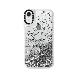 CASETIFY <strong>ケースティファイ</strong> iPhone XR 6.1インチ用 Glitter Case