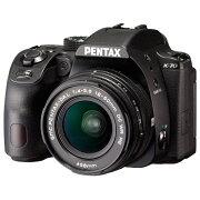 【2018年10月26日発売】 【送料無料】 リコー RICOH PENTAX K-70【18-50REキット】(ブラック)/デジタル一眼レフカメラ
