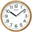 セイコー SEIKO 電波掛け時計 KX249B 天然色木地[KX249B]