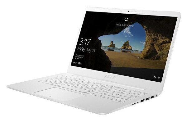 【送料無料】 ASUS エイスース L406SA-S43060W ノートパソコン ホワイト [14.0型 /intel Celeron /eMMC:64GB /メモリ:4GB /2018年11月モデル][L406SAS43060W]