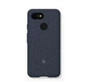 Google グーグル Fabric Case for Pixel 3(ネイビー