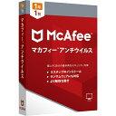 マカフィー McAfee マカフィー アンチウイルス 1年版 [Windows用][セキュリティソフト MAB00JNR1RAAM]