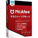 マカフィー McAfee マカフィー リブセーフ 3年版 [Win・Mac・Android・iOS用][セキュリティソフト 3年 MLS00JNRMR3YM]