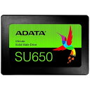 ADATA ASU650SS-120GT-R 内蔵SSD Ultimate SU650 [2.5インチ /120GB]【バルク品】 [ASU650SS120GTR]
