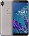 【送料無料】 ASUS エイスース Zenfone Max Pro M1 メテオシルバー「ZB602KL-SL32S3」Snapdragon 636 6型 メモリ/ストレージ:3GB/32G..