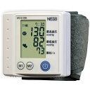 日本精密測器 NISSEI 手首式デジタル血圧計 WS910BK[WS910BK]