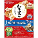 日清ペットフード Nisshin Pet Food ジェーピースタイル 和の究み トータルボディケア 1歳からの成猫用 240g