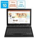 レノボジャパン Lenovo ZA3S0142JP ノートパソコン Yoga Book C930 アイアングレー