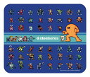 STEELSERIES スティールシリーズ ゲーミングマウスパッド QcK-Rockman-Edition[63392]